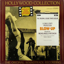 Herbie Hancock-Blow-Up-OST-LP-1986 CBS Oz Reissue+Poster-Promo-HOL 12-Yardbirds