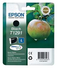 ORIGINAL EPSON T1291 TINTE PATRONE BX305F BX305FW BX320FW BX525WD BX630FW SX420W