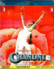 CHANDNI - RISHI KAPOOR - SIRIDEVI - NEW  BOLLYWOOD BLU RAY – FREE UK POST