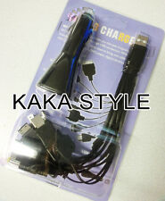 10 En 1 Universal Usb Multi Cargador De Coche Cable móvil Mp3 Pc Apple Nokia Htc