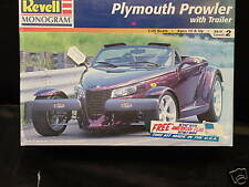 PLYMOUTH PROWLER WITH TRAILER