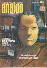 ANALOG Magazine August 1976 ~ Robert Silverberg