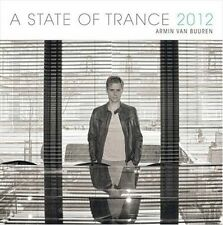 A State of Trance 2012 by Armin van Buuren (CD, Mar-2012, 2 Discs, Armada)