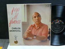 CARLOS MONTOYA avec TERE MAYA Fuego del Flamenco VEGA ABC 191