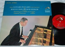 PENNARIO FIEDLER RACHMANINOFF FRANCK RCA LSC-2678 SHADED DOG LIVING STEREO 3S LP