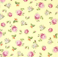 4x Pink Romantic Roses Party Paper Napkins for Decoupage Craft Vintage