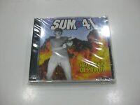 Sum 41 Europa-Cd Half Hour Of Power 2000