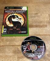 Mortal Kombat: Deception (Microsoft Xbox, 2004)