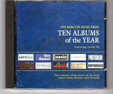 (HJ750) 1995 Mercury Music Prize, Ten Albums Of The Year - 1995 CD