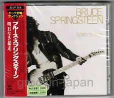 Sealed BRUCE SPRINGSTEEN Born To Run JAPAN CD 32DP358 w/BOX OBI 1986 reissue