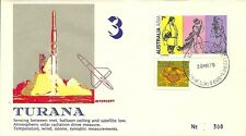 TURANA, INTERCEPT, ATMOSPHERIC SOLAR RADIATION DRIVE MEASURE, AUSTRALIA CANCEL