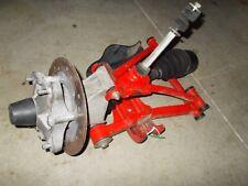 2004 Polaris Sportsman 700 EFI Right Rear End Drive Shaft Hub Strut Tower A Arm