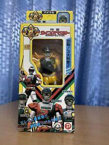 Winspector Bikel yellow Metal Hero Toei tokusatsu popy chogokin bandai yutaka 19