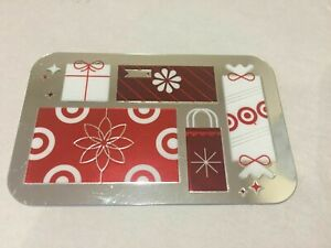 TARGET Assorted Gift Boxes 2010 Chromium Gift Card ( $0 )  #2