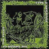 Type O Negative - Origin of the Feces (2001)  CD  NEW/SEALED  SPEEDYPOST