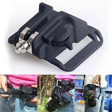 Fast Holster Mount Clip LoadingHanger Waist Belt Buckle Holder  for Camera DSLR