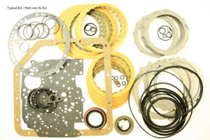 Auto Trans Master Rebuild Kit Pioneer 752037