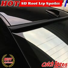 Painted SD Type Rear Window Roof Spoiler Wing For 3 series BMW E90 Sedan 2006~11