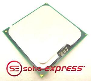INTEL CORE 2 DUO PROCESSOR CPU 6M CACHE 3.00GHZ LGA775 E8400 SLB9J