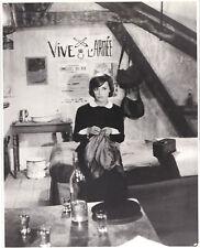 Jeanne Moreau Journal d'une femme de chambre Luis Bunuel Orig Vintage 1964