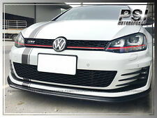 2015+ Volkswagen Golf GTI7 MK7 Only DP Carbon Fiber Front Bumper Lip Spoiler VW