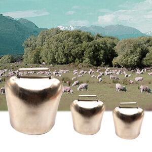 Metal Bell Farm Loud Crisp Spread Loud Grazing Cow Horse Sheep Prevent The Loss