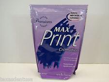 Alginate Maxi Print Cromatic Premium Dustless 1 Lb Fast Set Type I MDC Dental