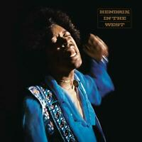JIMI HENDRIX ‎– HENDRIX IN THE WEST 2X VINYL LP REISSUE (NEW/SEALED)