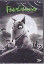 DVD Disney Frankenweenie by Tim Burton New 2012