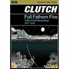 CLUTCH-FULL Fathom Five: video field recordings DVD NUOVO