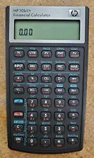 HEWLETT PACKARD HP 10bll+ Financial Calculator For Business Math Banking Science