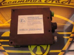 Standard/Steuergerät/Steuerelektronik Man 9533667 81259356849