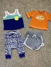 Baby Boy Clothing Size Newborn
