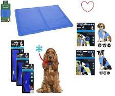 Pet Dog Cooling Collar Vest Mat Pet Summer Cool Relief