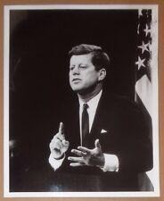 1962 President Kennedy Photo: State Dep't: On Supreme Court ban of school prayer