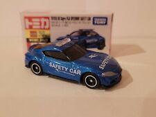 Takara Tomy Tomica 87 Toyota Gr Supra Fuji Speedway Safety Vehicle Blue 1 60