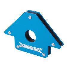 Genuine Silverline Welding Magnet 100mm / 13kg   868731