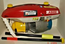 AQUASCOOTER AS650 CE, NEW, 58 lbs OF THRUST, NOT 5/10, SNORKEL ALL DAY LONG
