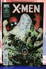 X-MEN #9 FIRST PRINT MARVEL COMICS (2011) SPIDER-MAN EMMA FROST STORM