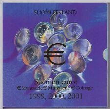 Introset finlande 1999, 2000, 2001