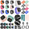 Replacement Sports Silicone Wrist Strap Watch Band Bracelet For Fitbit Versa 2