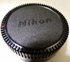 "Red Dot  ""N"" F mount Rear Lens Cap for Nikon Nikkor Ai-s    -  Free Shipping USA"