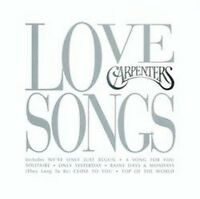 The Carpenters - Love Songs (NEW CD)