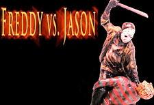 Horror Movie Freddy Krueger VS Jason Vorhees 1/5 Figure Vinyl Model Kit 16inch