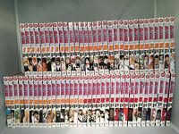 Bleach Volumes 1 - 73 English Manga Graphic Novel Set Brand NEW Lot hot