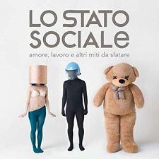Lo Stato Sociale - Amore Lavoro E Altri Miti Da Sfatare [New Vinyl LP] Italy - I