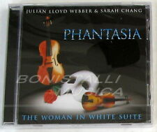Webber PHANTASIA - THE WOMAN IN WHITE SUITE - SOUNDTRACK O.S.T. - CD Sigillato