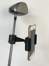 JL Golf Mobile phone holder Mount adjustable clamp iPhone universal GPS *2*