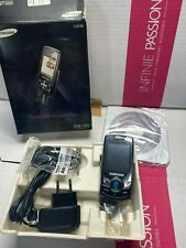 Samsung SGH-J700i  Mobile Phone Old Stock Rare collectors Mobile Phone Cell
