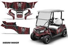 Golf Cart Graphics Kit Decal Sticker Wrap For Club Car Onward 2 Passenger WM R K